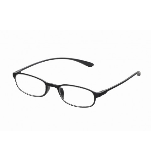 FLEXIBLE BLACK - Men's Reading Glasses