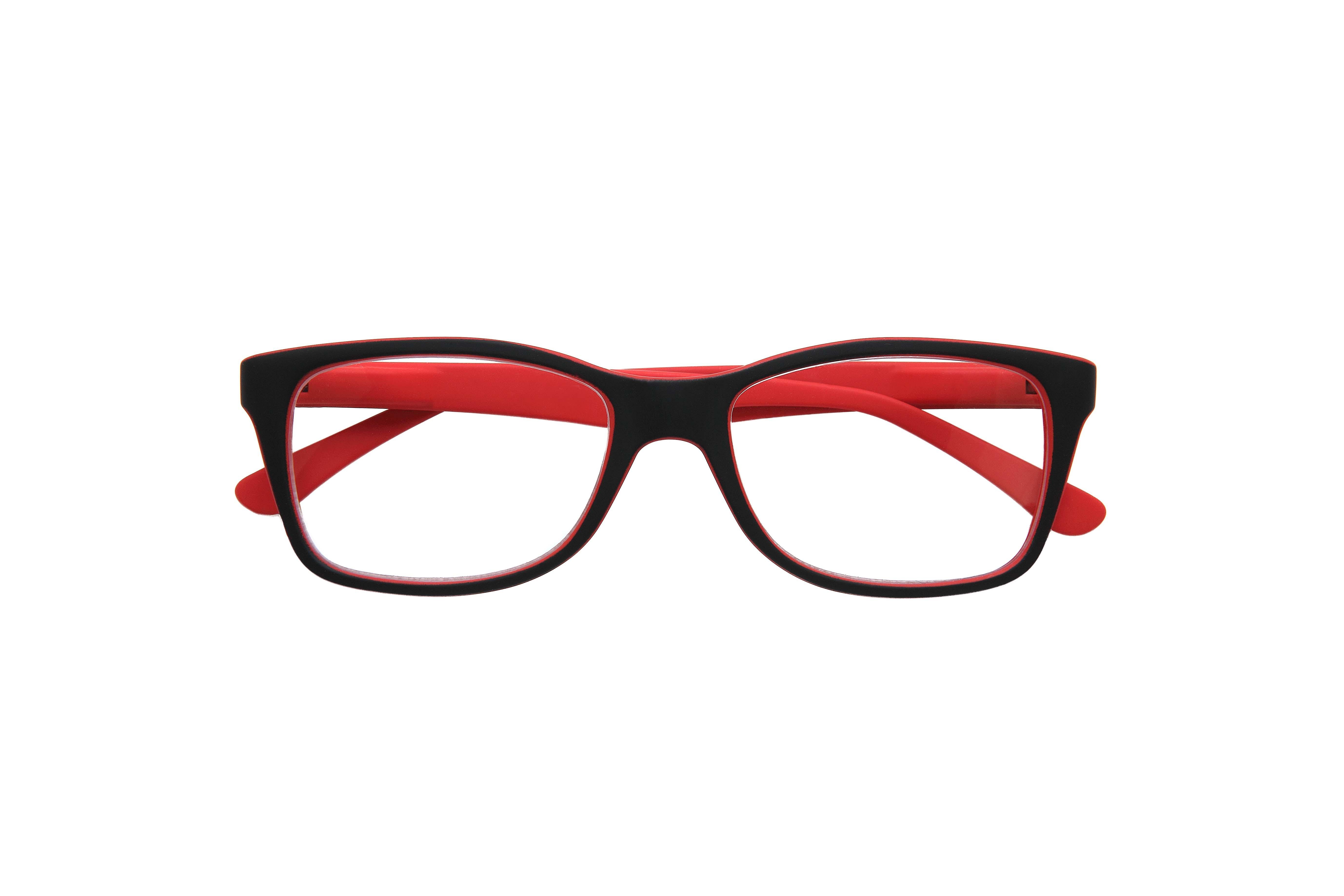 BLACK   RED - Lunettes Loupes de Lecture Mixtes - SILAC 85d8a9f3f967
