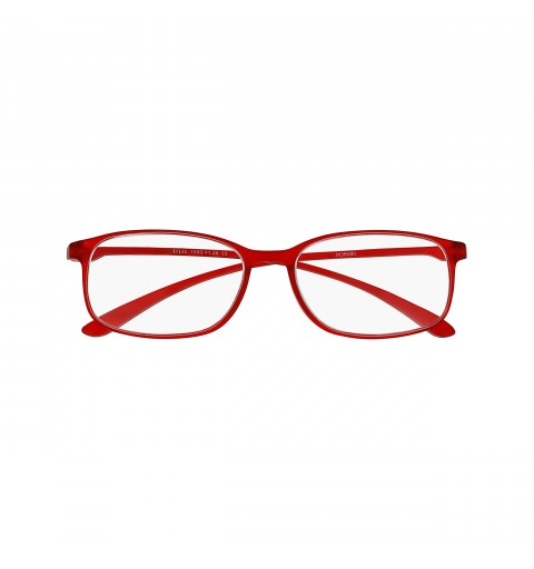 FLEXIBLE RED - Men's Reading Glasses