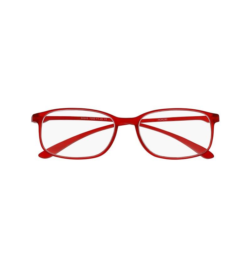 FLEXIBLE RED - Lunettes Loupes de Lecture Homme
