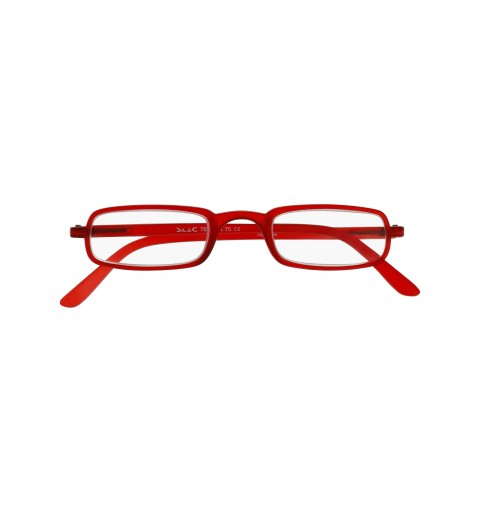 LIGHT RED - Lunettes Loupes de Lecture Mixtes
