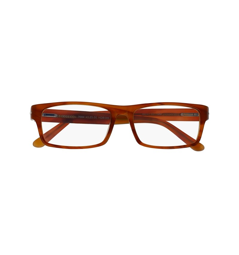 LIGHT BROWN ACETATE - Lunettes Loupes de Lecture