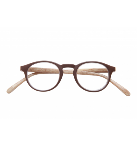 OVALE WOOD - Lunettes...