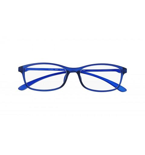 FLEXIBLE BLUE - Reading glasses - model for man - 7604