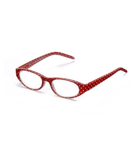 RED BUBBLE - Unisex Reading Glasses